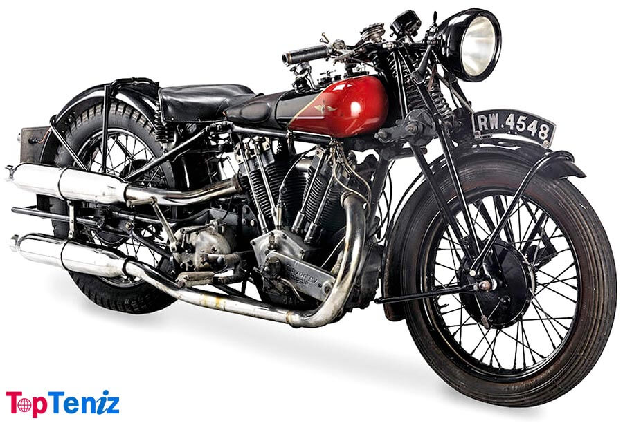 Coventry Eagle Top 10 Most Expensive Bikes in the World