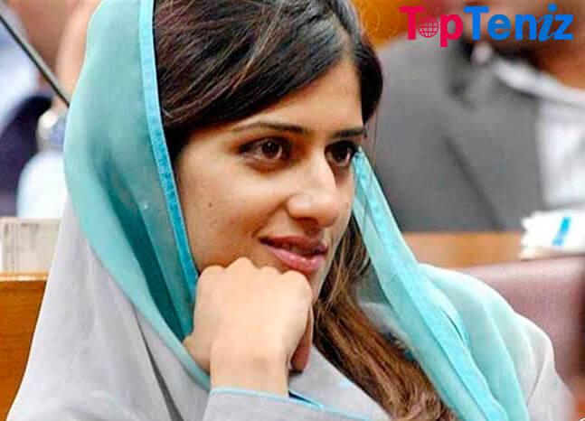Hina Rubani Khar