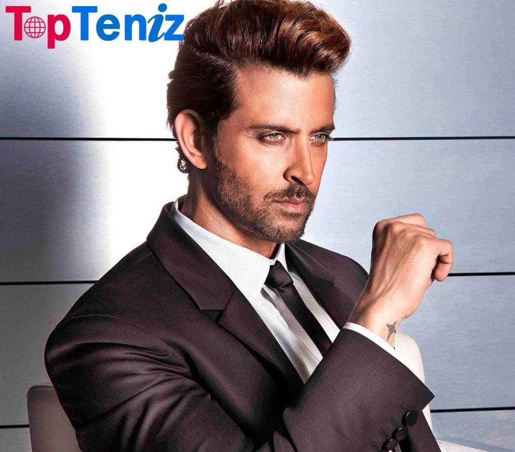 Hrithik Roshan Top 10 Most Handsome Men in the World