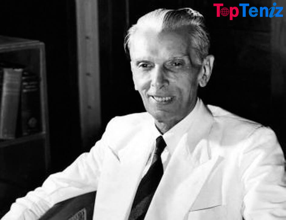 Muhammad Ali Jinnah Top 10 Most Important People of 20th Century