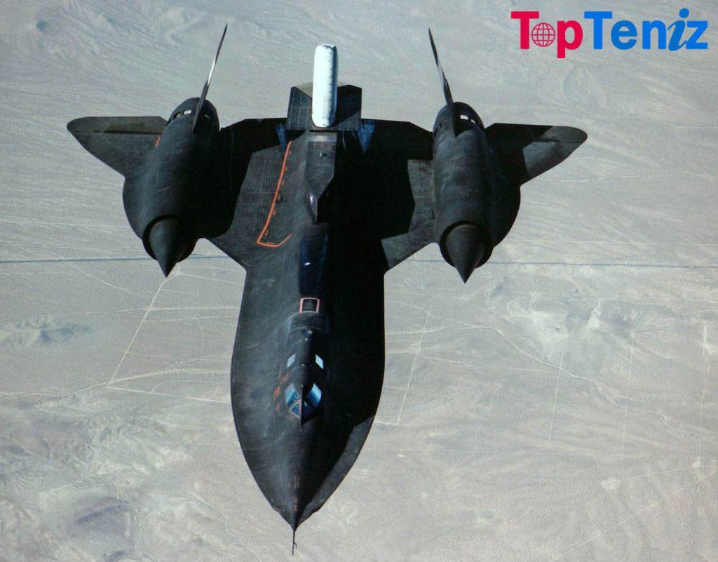 Lockheed SR-71 Black Bird