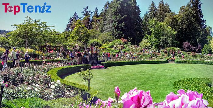 Butchart Gardens, British Columbia, Canada