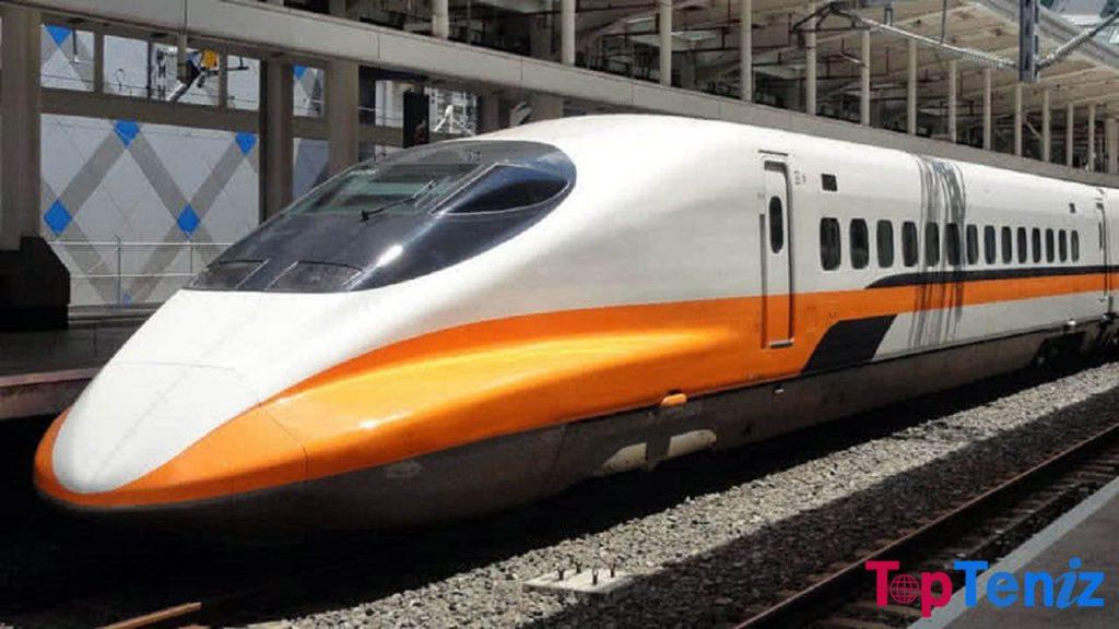 Haramain Western Railway 217 mph