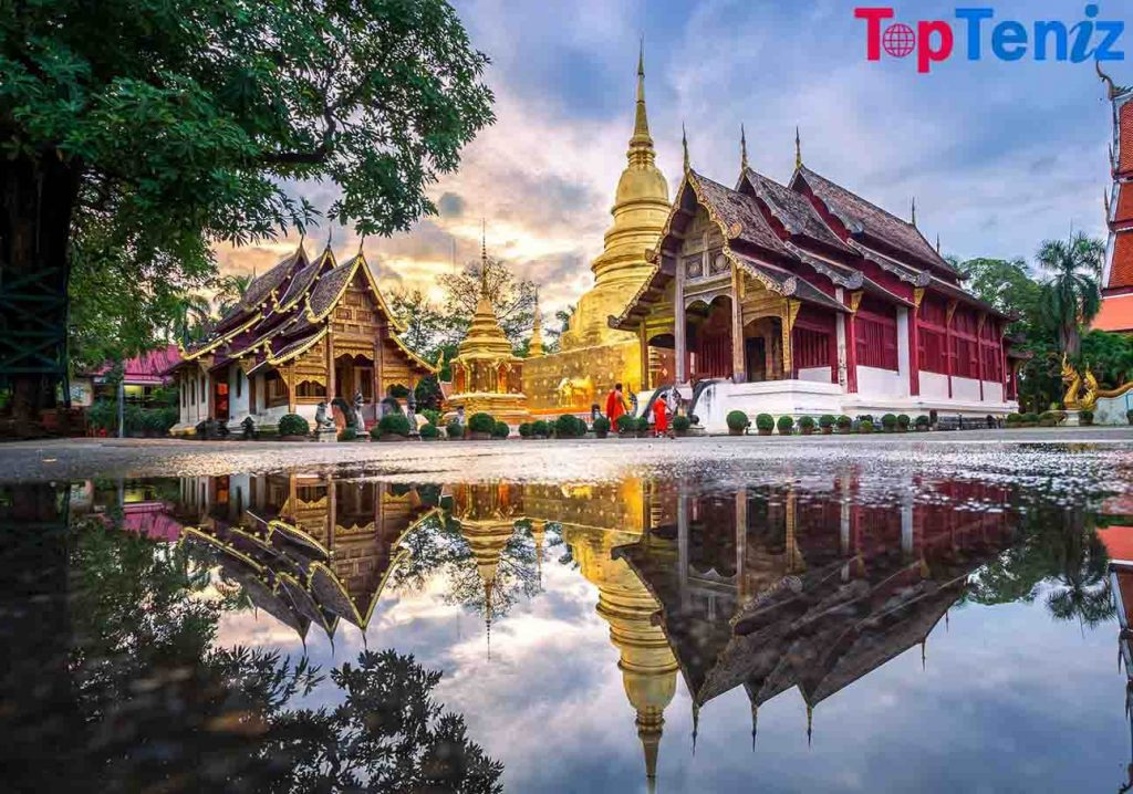 Padaung Karen Reserve, Thailand