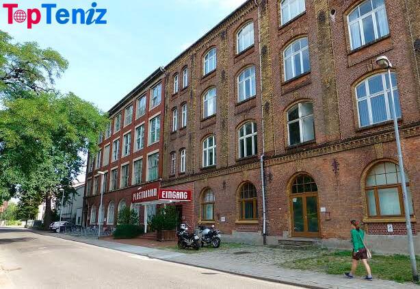 Plastinarium in Guben, Germany