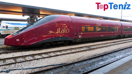The Italo and Frecciarossa 220 mph